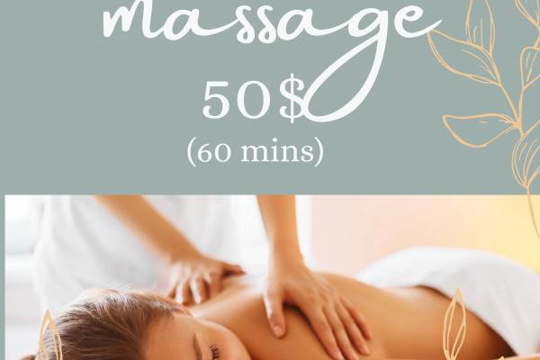 Promo Massage Nancy